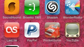 Zmiana tła folderów i paska multitaskingu na iOS