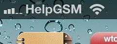 Jak zmienić wyświetlaną nazwę operatora na iOS?