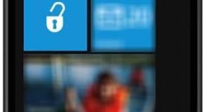 Odblokowywanie Windows Phone 7 z wykorzystaniem Chevron WP7