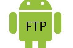 Dostęp do serwera FTP z poziomu Androida