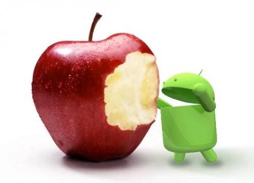 8 powodów, dla których lepiej wybrać telefon z Androidem niż iPhone'a