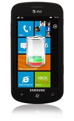 Wydłużenie czasu pracy baterii w smartfonie z Windows Phone 7