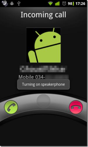 Autouruchamianie głośnika po odebraniu/wykonaniu połączenia na Androidzie