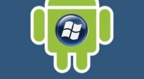 Jak efektywnie zamienić Androida w Windows Phone 7