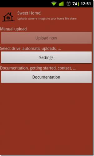 Automatyczne przesyłanie zdjęć i wideo z Androida na komputer