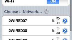 Zwiększenie mocy sygnału WiFi na urządzeniach iOS