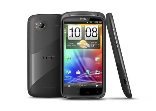 """""""Wybudzanie"""" HTC Sensation przyciskami głośności"""