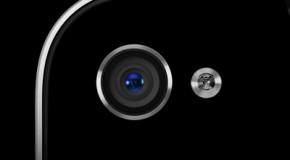 Widżetowy skrót uruchamiający latarkę w iPhonie 4