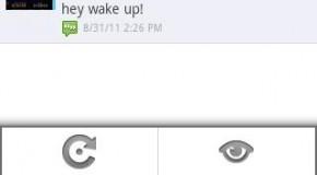 Powiadomienia z Facebooka na pasku powiadomień Androida