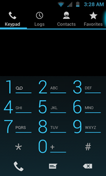 Dialer z Ice Cream Sandwich dla Samsunga Epic 4G Touch