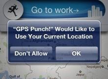 GPS Punch – pracownicy zawsze pod kontrolą