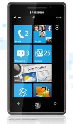 Trzy dodatkowe opcje w ustawieniach WP7 dla Samsungów