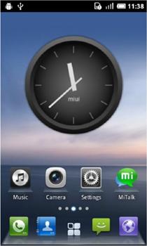 ROM MIUI dla Samsunga Galaxy SL