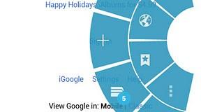 Usprawniona przeglądarka Androida Ice Cream Sandwich