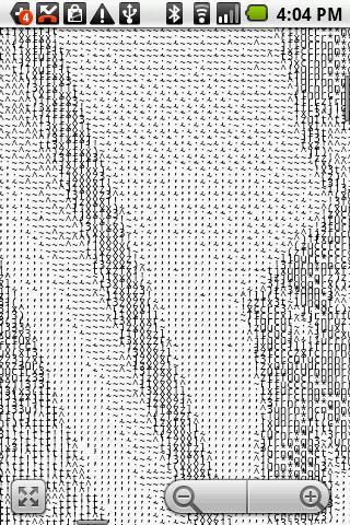 Konwersja grafiki w tekst ASCII
