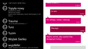 Orzech Connect – jeszcze jeden sposób na Gadu-Gadu w Windows Phonie