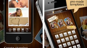 Nostalgio – darmowe kolaże na iOS