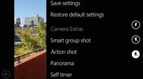 Camera Extras – więcej możliwości aparatu w telefonach Lumia