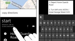 Jak dzielić się z innymi informacjami o trasie w Bing Maps