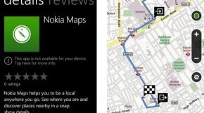 Aplikacja Nokia Maps dla Windows Phone'a zaktualizowana do wersji 2.0
