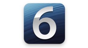 Nowości w iOS 6