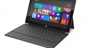 Pierwszy tablet od Microsoftu: Surface