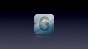 Koncepcyjny iOS 6 na wideo
