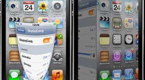 DisplayCandy – modyfikacja animacji na iOS-ie
