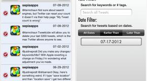 Tweet Cleaner, czyli jak usunąć stare Tweety