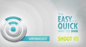 WiFi Shoot! – bezpośredni transfer danych między Androidami przez Wi-Fi
