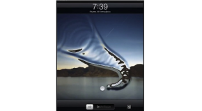 AquaBoard – efekt wody na lock screenie lub home screenie iOS-a