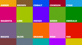 Jakie kolory wprowadzi Windows Phone 8?