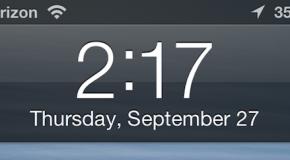 AntiTint – usunięcie niebieskiego podświetlenia status bara iOS-a 6