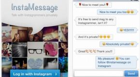 InstaMessage – wysyłanie wiadomości do instagramowych użytkowników