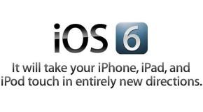 Mniej znane nowości iOS-a 6