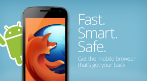 Firefox 15 Final i 16 beta w Google Play