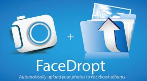 FaceDropt – autoprzesyłanie zdjęć na Facebooka z Androida o określonym czasie