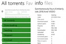 uTorrent Remote dla Windows Phone'a