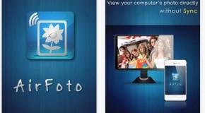 AirFoto – łatwa wymiana zdjęć miedzy komputerem a iOS-em