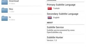 Subtitle Hunter Beta – ściąganie filmowych napisów na Androidzie
