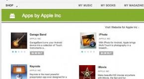 Nie, Apple nie udostępnił w Google Play swoich aplikacji