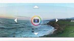 Aplikacja Aparat z Androida 4.2 dla Galaxy Nexusa