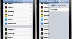 SwipeBack – przełączanie między ekranami iOS-a poprzez nowe gesty