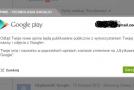 Nie zamieścisz już komentarza w Google Play bez konta Google+