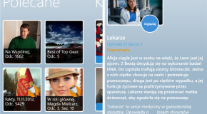 TVN Player dla Windows Phone'a