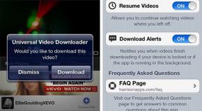Universal Video Downloader – zapisywanie streamingowanych wideo na iOS-ie