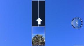 Pionowe panoramy na iOS-ie
