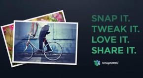 Snapseed w Google Play oraz za darmo w App Store